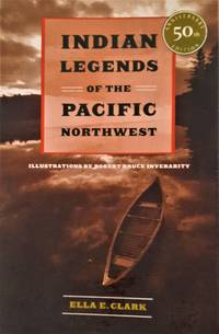 image of Indian Legends of the Pacific Northwest