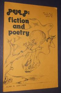 image of Pulp: Fiction and Poetry Vol.1., No.1