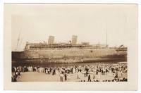 image of (Photograph): The Morro Castle. Asbury Park, N.J.