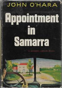 Appointment in Samarra (First Edition ML)