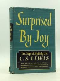 image of SURPRISED BY JOY: The Shape of My Early Life