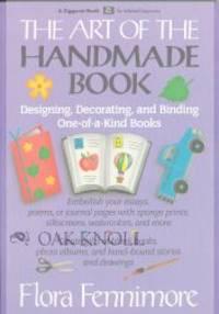 ART OF THE HANDMADE BOOK. THE