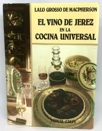 El Vino De Jerez En La Cocina Universal