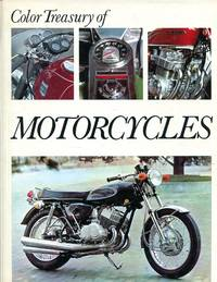image of Color Treasury of Motorcycles, Classics and Thoroughbreds
