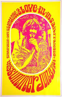 Summer Solstice - There is going to be a love-in in San Francisco / this summer June 21st [poster]