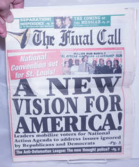 image of The Final Call. Vol. 15 no. 31, August 27, 1996