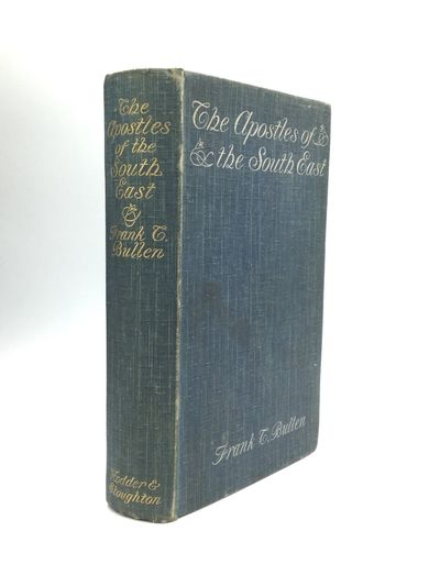 London: Hodder and Stoughton, 1901. First Edition. Hardcover. Very good. Inscribed by Frank Bullen t...