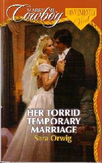 Her Torrid Temporary Marriage