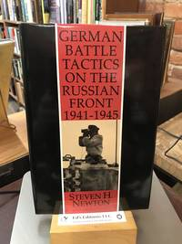 German Battle Tactics on the Russian Front, 1941-1945: (Schiffer Military Aviation History)