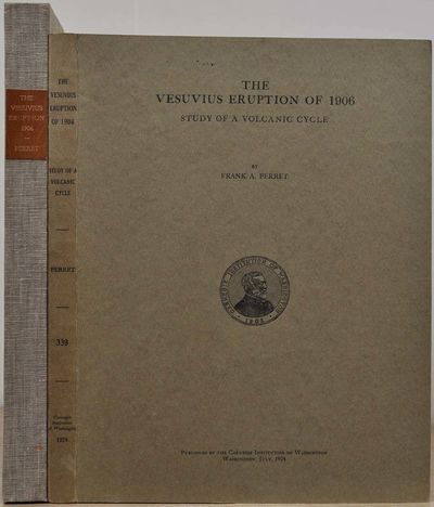 Washington, DC: Carnegie Institution of Washington , 1924. Book. Very good+ condition. Paperback. Fi...