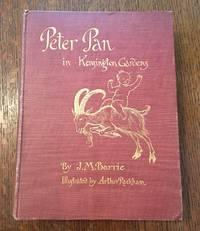 PETER PAN IN KENSINGTON GARDENS.