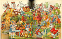 ALICE IN WONDERLAND ... WITH 'COME TO LIFE' PANORAMA