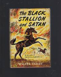 image of The Black Stallion and Satan Stated Third Printing HB/DJ