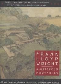 Frank Lloyd Wright ; A Gatefold Portfolio A Gatefold Portfolio