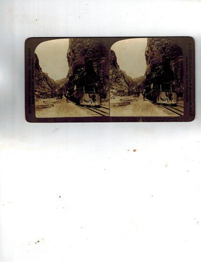 Bennington, VT: H. C. White & Co. , 1905. Uncommon 9000 series H.C. White & Co stereocard combining ...