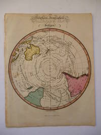 Southern Hemisphere Corrected from the Latest Voyages by FISHER & Co - 1829