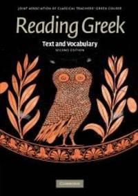 image of Reading Greek: Text and Vocabulary