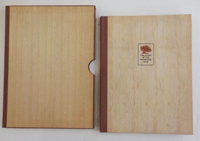 Hartford: Charter Oak Fire Insurance Company, 1938. First edition. Hardcover. Near Fine. Brown cloth...