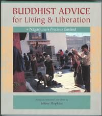 image of BUDDHIST ADVICE FOR LIVING & LIBERATION: NAGARJUNA'S 'PRECIOUS GARLAND'.
