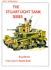 image of Vanguard No.17: The Stuart Light Tank Series