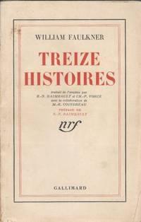 Treize histoires traduit de l'anglais par R.-N. Raimbault et CH.-P. Vorge avec la...