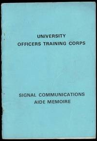 image of Signal Communications Aide Memoire