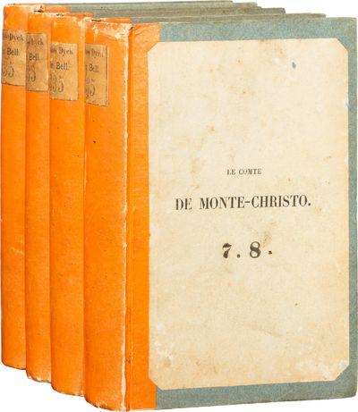 Brussels: Société belge de librairie Hauman et ce, 1846. First Edition. Hardcover. Very good. 8 vo...