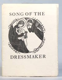 Song of the Dressmaker by (SAINT DOMINIC'S PRESS). PEPLER, H.D.C - 1923).