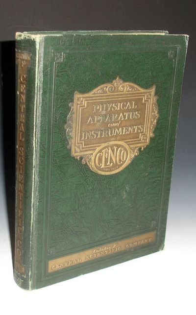 New York: Central Scientific Company, 1929. Quarto. 601 pages. One of the most thorough catalogues o...
