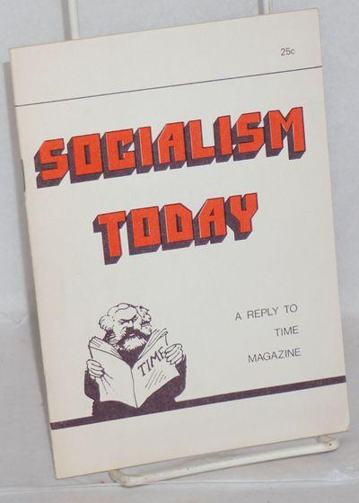 Palo Alto, CA: New York Labor News, 1978. 24p., very good in wraps.