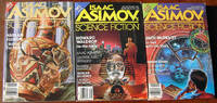 Isaac Asimov's Science Fiction Magazine -   November, December & Mid-December 1987 - Vol. 11 No. 11-13 (Whole Number 123-125)