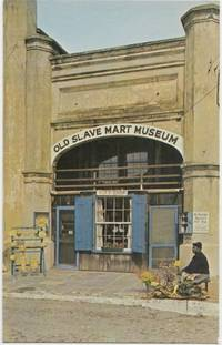 Old Slave Mart Museum, Charleston, S.C. unused Postcard