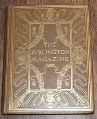 The Burlington Magazine for Connoisseurs. Volume I - March - May 1903