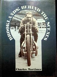 Brooklands: Behind the scenes (Foulis motorcycling book)