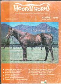 Hoofs and Horns Magazine August 1986