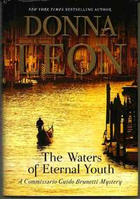 image of THE WATERS OF ETERNAL YOUTH A Commissario Guido Brunetti Mystery