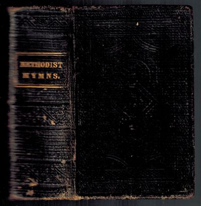New York: G. Lane & C. B. Tippett / J. Collord, Printer , 1844. Nearly miniature hymnal, 3 1/4