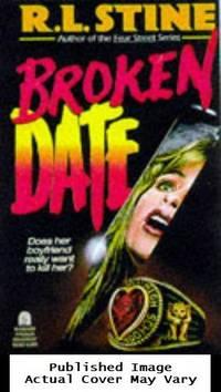 Broken Date (Fear Street Series #8)