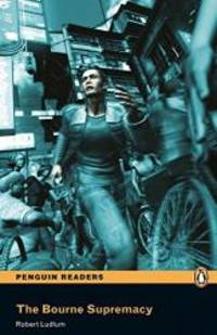 image of Bourne Supremacy (Pearson English Graded Readers)