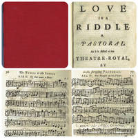 image of Love in a Riddle. A Pastoral. As it is Acted at the Theatre Royal, By His Majesty's Servants.