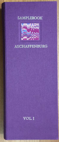 Sample Book of the Fancy Paper Factory Aschaffenburg.