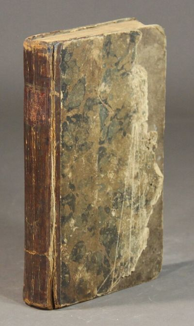 London: G. G. J. and J. Robinson, 1786. First edition, 8vo in 4s, pp. xi, , 74, ; bound with: Holcro...