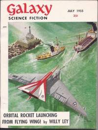 "image of GALAXY Science Fiction: July 1955 (""Preferred Risk"")"