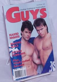 image of Guys magazine vol. 6, #9, December 1993: Naked Nights