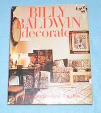 image of Billy Baldwin Decorates