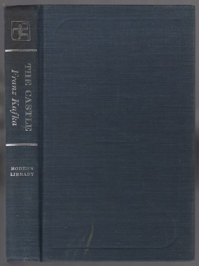 New York: Modern Library, 1969. Hardcover. Near Fine. Reprint, definitive edition. 481, pp. Navy clo...
