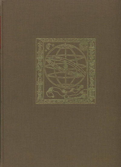 Providence: The John Carter Brown Library, 1992. First edition. Cloth with gilt titles and decoratio...