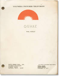 image of Quark (Original screenplay for the pilot of the 1977-1978 NBC television series)