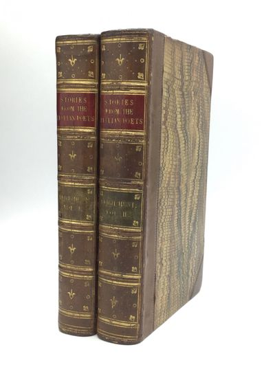 London: Chapman and Hall, 1846. First Edition. Hardcover. Very good. The stories are selected from t...