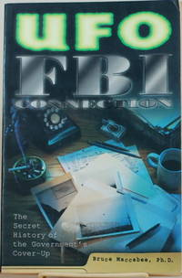 image of UFO FBI CONNECTION The Secret History of the Government's Cover-Up